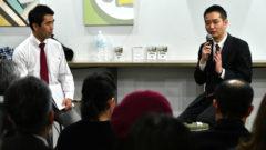 メディア掲載-トークイベントSatoyama カフェが行われました(The Japan Times)