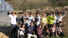 福島県飯舘村いいたて漆生産プロジェクトに協力